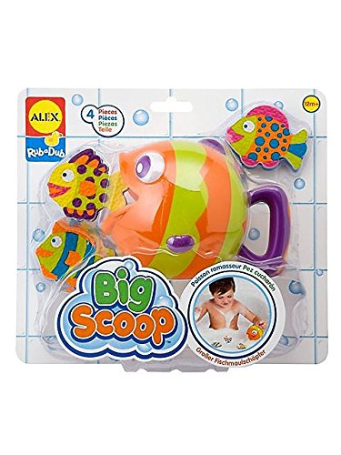 ALEX® Toys - Bathtime Fun Big Scoop 840W