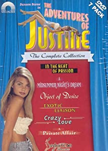 Adventures of Justine Collection [DVD] [Region 1] [US Import] [NTSC]