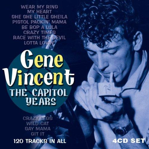 Gene Vincent - Jerry Williams väljer århundradets rocklåtar, Volume 2 - Zortam Music