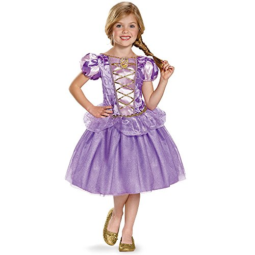 Disguise Rapunzel Classic Disney Princess Tangled Costume