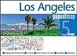 Los Angeles Popout Map - handy pocket...