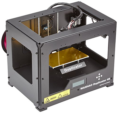 Wanhao-4S-Duplicator-3D-Printer-Case-Dual-Extruder-Metal-Frame-Black