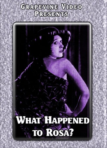 What Happened to Rosa [DVD] [1920] [Region 1] [US Import] [NTSC]