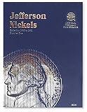 Jefferson Nickels Folder 1938-1961 (Official Whitman Coin Folder)