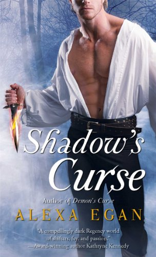 Shadow's Curse by Alexa Egan