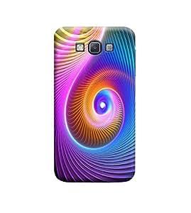 Ebby Premium Back Cover For Samsung Galaxy A7(Designer Case)