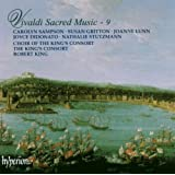 Vivaldi: Sacred Music, Vol. 09by Robert King