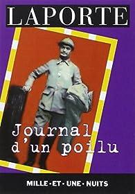 Journal d\'un poilu par Henri Laporte
