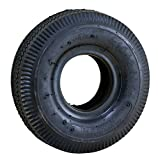 Marathon 4.10/3.50-4 Replacement Pneumatic Wheel Tire and Tube
