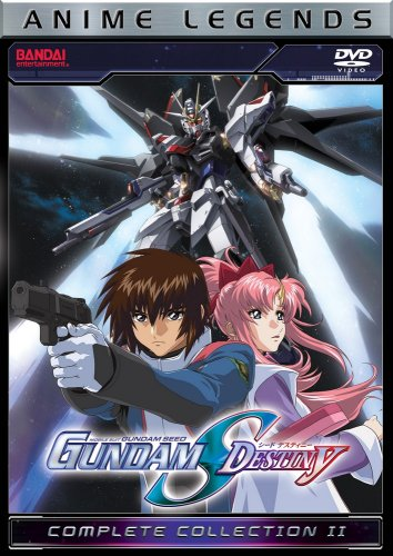 Mobile Suit Gundam Seed Destiny: Complete Collection 2 (Anime Legends) (Destiny Mobile compare prices)