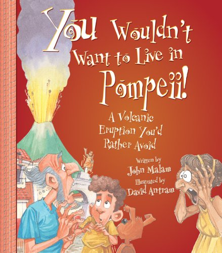 You Wouldn'T Want to Live in Pompei! a Volcanic Eruption You'd Rather Avoid