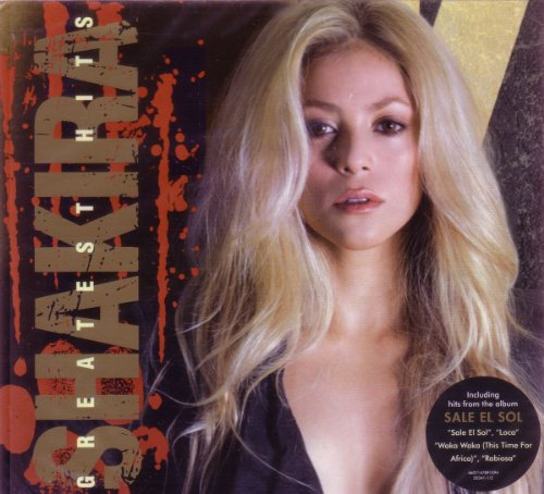 Shakira - Shakira - Greatest Hits CD2 - Zortam Music