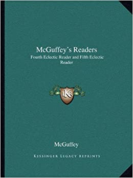 McGuffey's Eclectic Readers 7 Volume Set Primer Through The Sixth REVISED