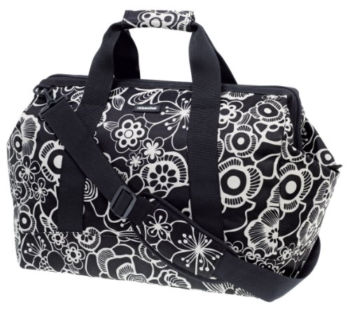 Reisetasche Allrounder L, Design fleur