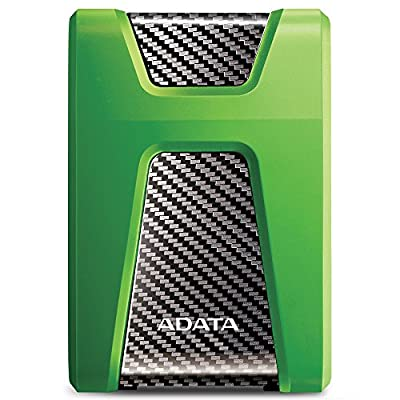 ADATA 2TB Durable External Hard Drives Compatible with XBOX (AHD650X-2TU3-CGN)