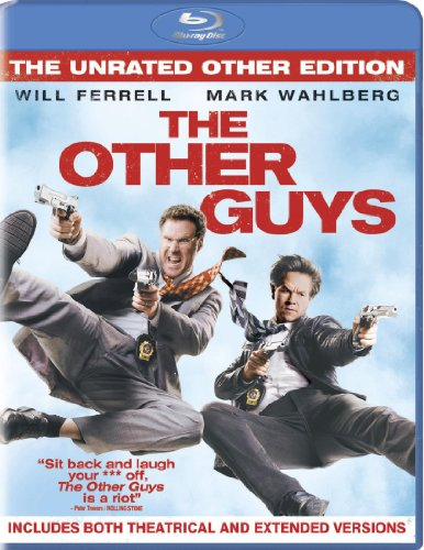 Blu-ray : The Other Guys (, Dubbed, Dolby, AC-3, Unrated Version)