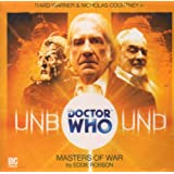 Doctor Who Unbound Masters of War CD (Dr Who Big Finish)by Eddie Robson