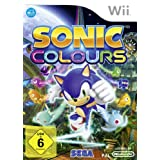 "Sonic Coloursvon """"Sega of America, Inc."""""