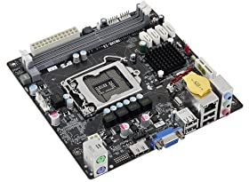 Reviews ECS Elitegroup Intel Motherboard Intel H61 Mini ITX