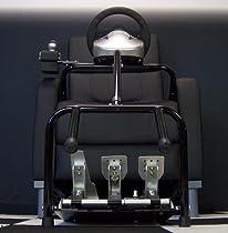 Hot Sale XL21 Xlerator Wheel Stand, Big Boy Lap Bar for Logitech G27 and Fanatec Wheels