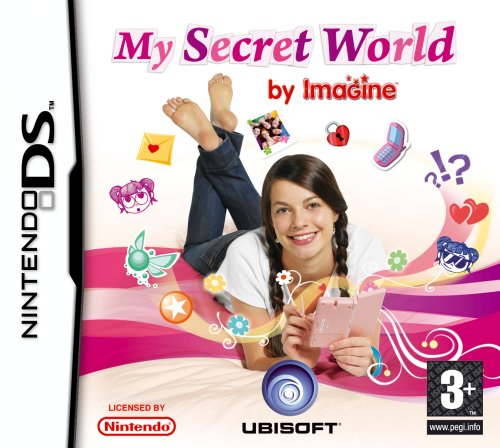 My Secret World by Imagine  (Nintendo DS)