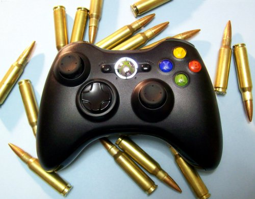 ULTIMATE Xbox 360 Rapid Fire Controller