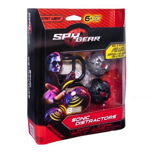 Spin Master 6021509 - Spy Gear Sonic Distractors, Ablenkungsystem