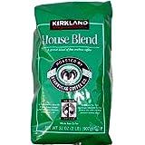 Signature's Kirkland Starbucks Bean Coffee, Medium Roast House Blend, 32 Ounce