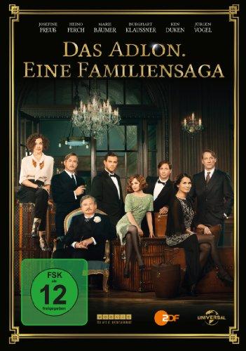 Das Adlon. Eine Familiensaga [3 DVDs] hier kaufen
