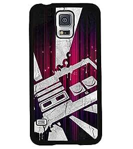 Fuson 2D Printed Designer back case cover for Samsung Galaxy S5 Mini - D4506