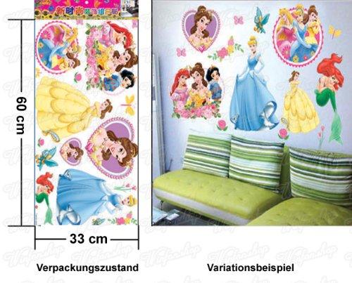 Wandsticker Disney Princess