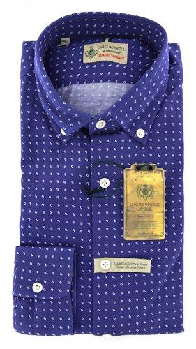 new-luigi-borrelli-blue-shirt-m-m