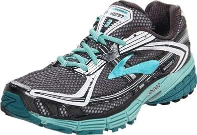 Brooks Women's Ravenna 3 Running Shoe, Tourmaline/Tropic/Anthracite