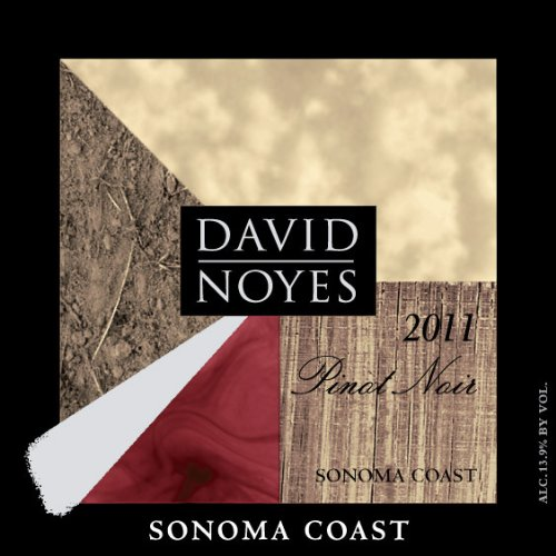 2012 David Noyes Wines Pinot Noir Sonoma Coast 750 Ml