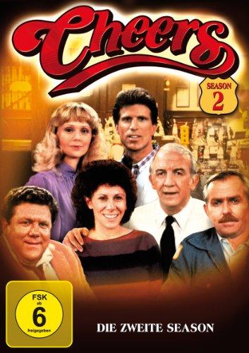 Cheers - Die zweite Season [3 DVDs]