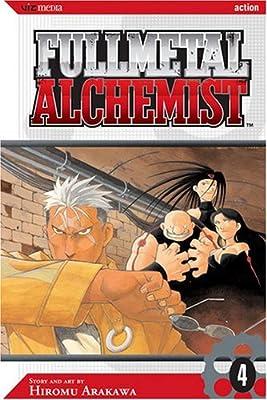 Fullmetal Alchemist (Gang Zhi Lian Jin Shu Shi in Traditional Chinese)