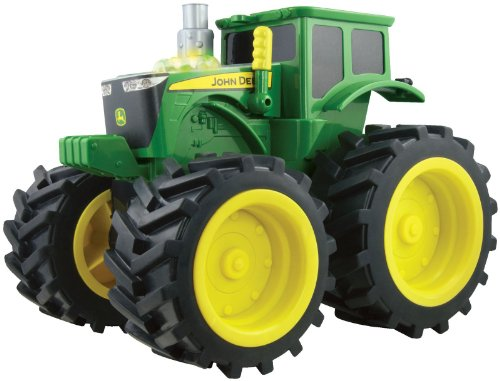 Ertl John Deere Monster Treads Roar N Rumble Tractor back-945257