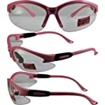 2 Pairs of Cougar AST Safety Glasses...