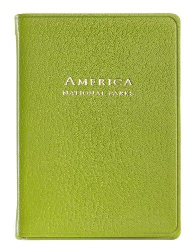 Graphic Image America Atlas, Goatskin Leather, Lime (APRMRBLGTILIM)