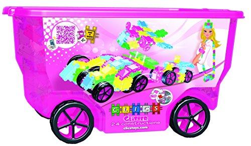 Clics CB410 - Glitter Rollerbox 24 in 1