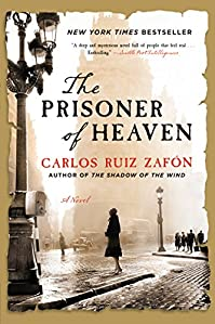 The Prisoner Of Heaven by Carlos Ruiz Zafon ebook deal