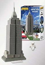 Best Lock Empire State Building 437 Pc Building Set