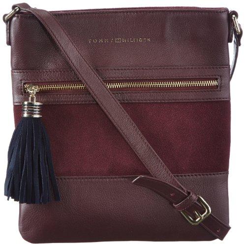Tommy Hilfiger Womens ANDREA FLAT CROSSOVER Shoulder Bag