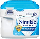 Similac Advance Early Shield, Formula, Powder, 23.2-Ounces/1.45Lbs