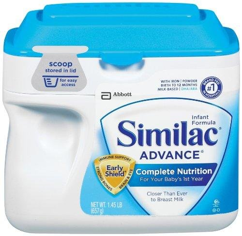 Sữa Similac Advance Complete Nutrition, Infant Formula