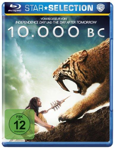 10.000 BC [Blu-ray]