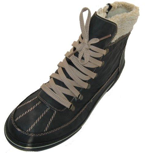 Rieker Antistress Schuhe Damen Stiefel Boots Wollfutter Fenja, Schuhgröße:EUR 38
