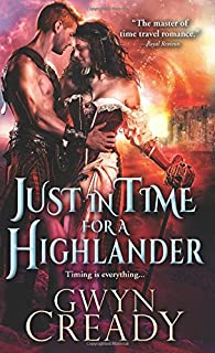 Book Cover: Just in Time for a Highlander