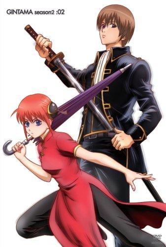 銀魂 シーズン其ノ弐 02 [DVD]