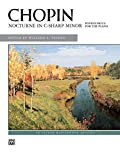img - for Nocturne in C-sharp minor (Posth.): Sheet (Alfred Masterwork Edition) book / textbook / text book